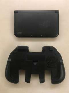NINTENDO 3DS LL (SRW) 連 外置手制