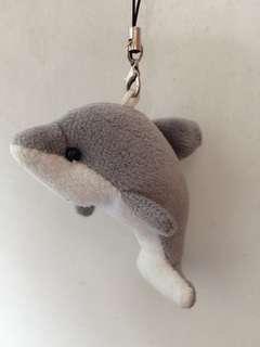 手機挂鉓 海豚挂物