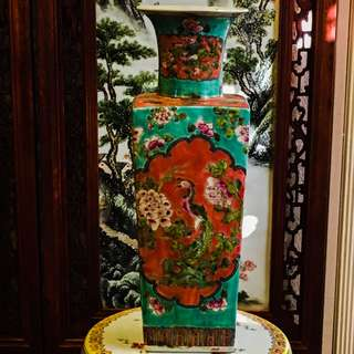 Antique Peranakan Porcelain by Hsu Shuen Cheong Pottery, 1915-1928