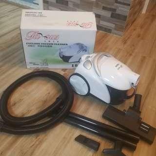 渦輪式無塵袋吸塵機