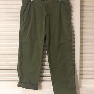 Zara Cargo Trousers / Pants