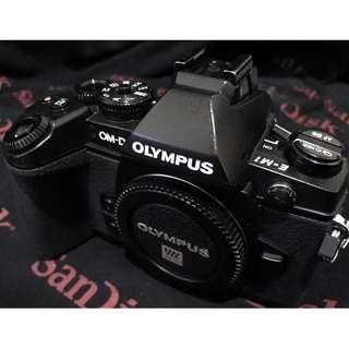 OLYMPUS OM-D E-M1 機身(BODY)