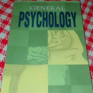 GENERAL PSYCOLOGY by S K Mangal