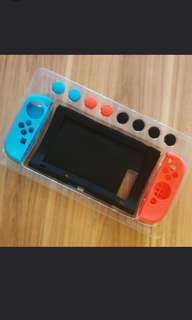 Nintendo Switch Silicon Case Cover