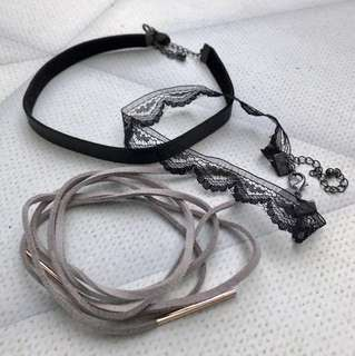 Chokers (Set of 3)