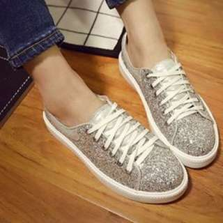 Glitter Sneakers / Shoes