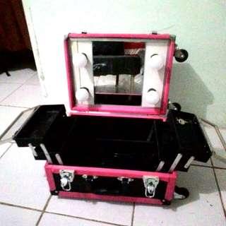 beauty case/koper make up