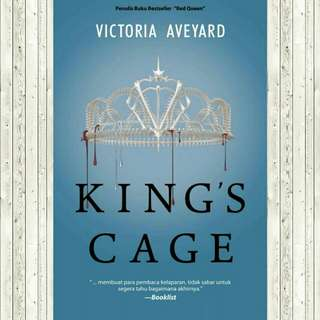 ebook ~ King's Cage