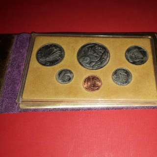 1978. wallet set.year of horse.