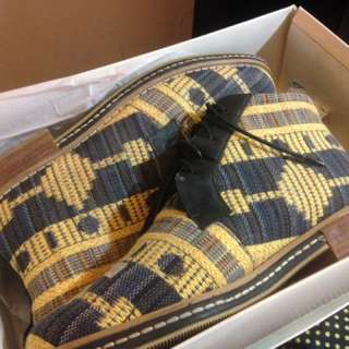 Wimo Pattern Shoes (Used)