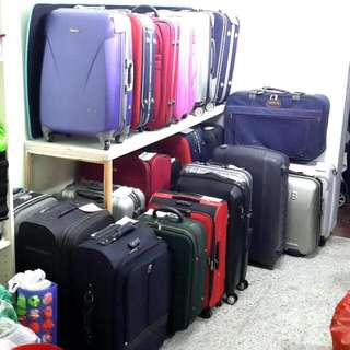 Luggage Bags Of All Sizes