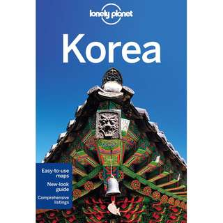 Lonely Planet Korea 9th Ed.: 9th Edition by Simon Richmond (Jan 28 2013)