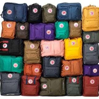 Kanken Bag (Preorder)