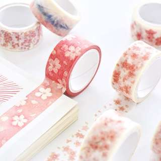 Sakura Washi Tape Preorder