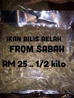 Ikan Bilis Sabah