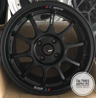 15 inch SSR type F copy ori