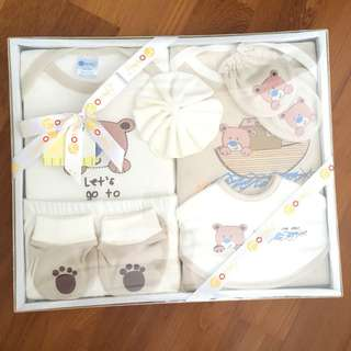 Baby Gift Set MONTALY BRAND NEW
