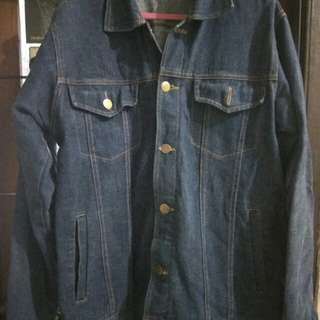Celana + jaket jeans