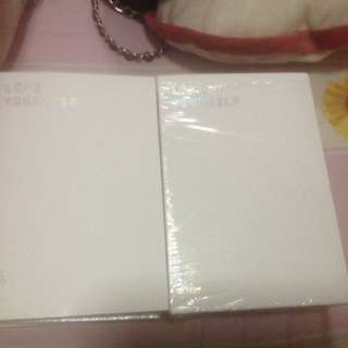 WTS/WTT Love Yourself album O and E version