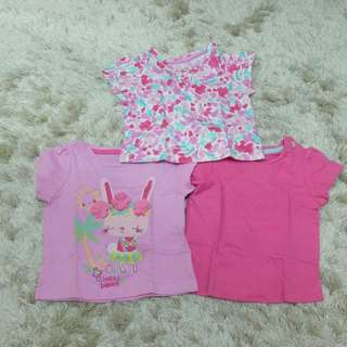 Mother Care Girl Top Set
