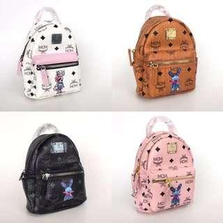 MCM Beeboo Mini Backpack