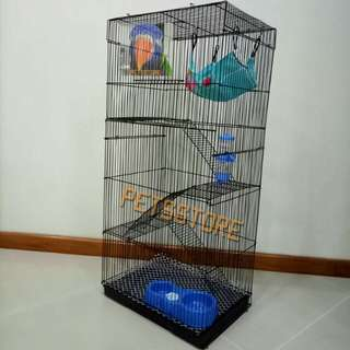 New pets cage