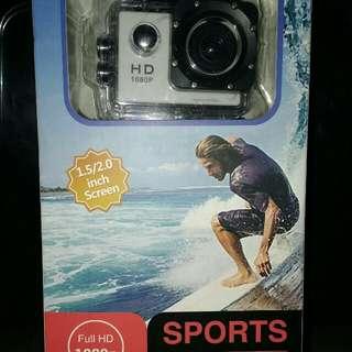 HD action camera waterproof
