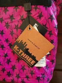 k three shoulder bag!