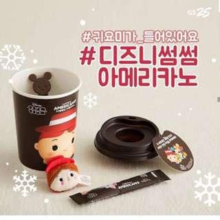 韓國直送迪士尼人物咖啡杯