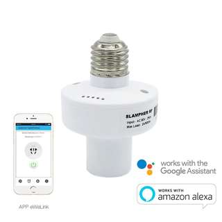 SONOFF Smart WiFi Bulb LED Holder E27 with App Android & IOS