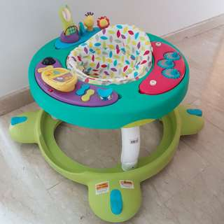 Baby walker - personal office