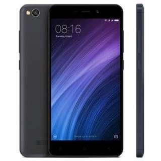 Xiaomi Redmi 4A - 2GB/16GB - Grey, Garansi Laddy Hape 1 Tahun