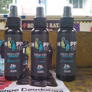 Happy Feet Anti Bacterial Spray
