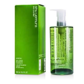 Shu Uemura Skin Purifier Anti/Oxi+ Pollutant & Dullness Clarifying Cleansing Oil