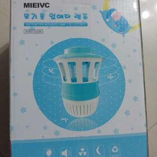 100% mieivc suction type mosquito lamp