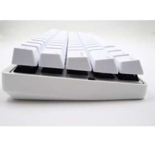 Mechanical Keyboard - KBC Poker 3 - White Case