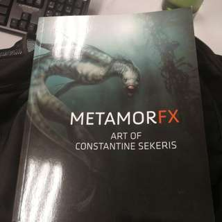 metamorfx art book of constantine sekeris