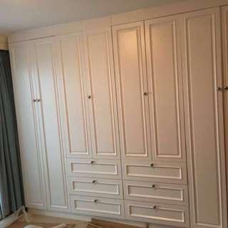 公屋室內裝修定做櫥櫃