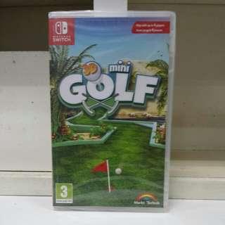 Switch 3D Mini Golf