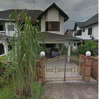 Johor bahru - Jalan Damai Double Storey SemiD (5min Walking Distance to JB CIQ)