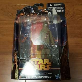 Star Wars Mission Series Chewbacca ONLY
