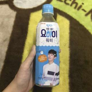 Wanna One Yohi water - ONLY bottle