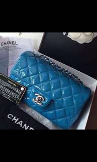 CHANEL Patent skin (Negotiable)