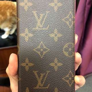 Louis Vuitton Iphone 7 plus case/ cover