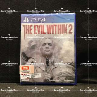 PS4 The Evil Within 2 (R2)