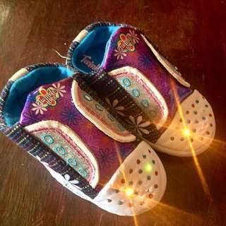 Skechers Twinkle Toes Slippers Light Up