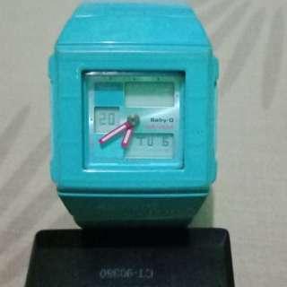 Jam tangan casio baby - G