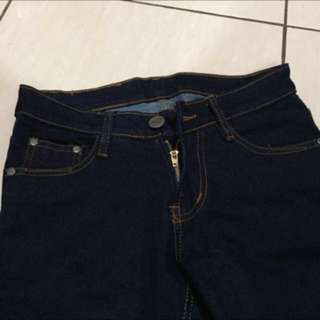 Jeans new ya no second