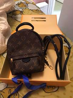 LV PLAM SPRINGS BACKPACK MINI M41562