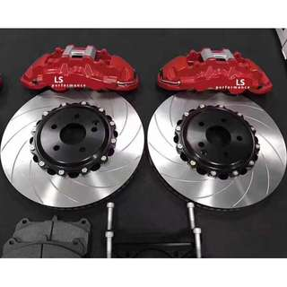 LS-R Performance 6 POT FRONT BIG BRAKE KIT